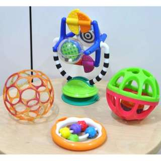 Assorted Toys 1