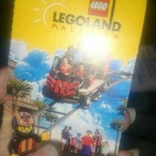 Lego Land Malaysia Ticket