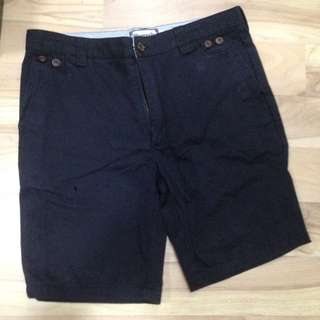Black Bermudas/Shorts