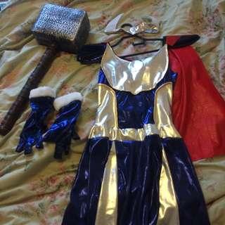 Thor Dress Costume