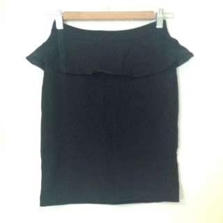 Portmans Peplum Work Skirt