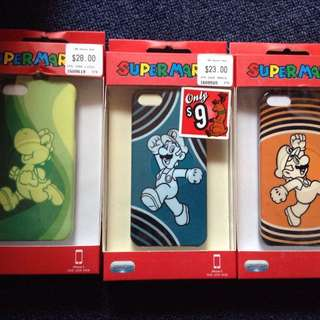 Mario Brothers And Yoshi iPhone Case