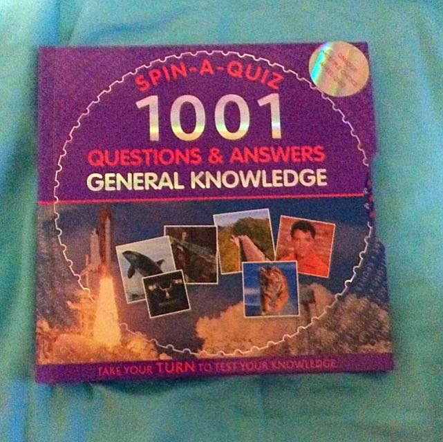 1001 Questions And Answers General Knowledge Book
