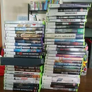 Xbox 360 Games Prelove Clearance Sales