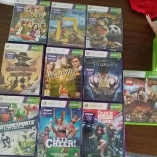 Xbox 360 Kinect Games Madness