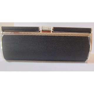 Elegant long evening bag