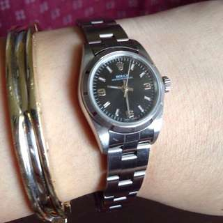 Rolex Oyster Perpetual Ladies All Steel