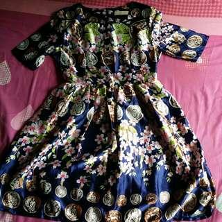 Nice Print Dress