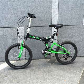 """(Reserved) Aleoca Tempo 20"""" Foldable Bicycle"""