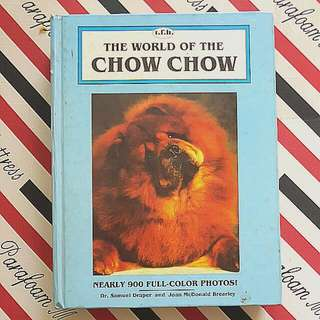 """World Of CHOW CHOW"" TFH Publication"
