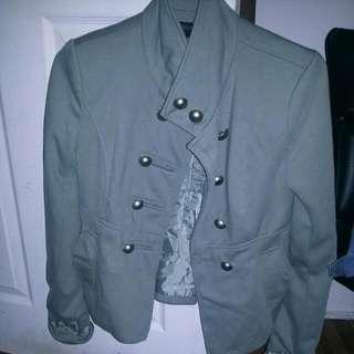 Teal Jacket Sz xs