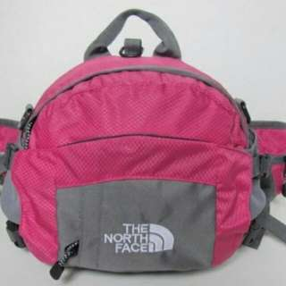 The Northface 4 in 1 Beltbag (Pink)