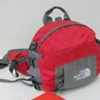 The Northface 4 in 1 Beltbag (Red)