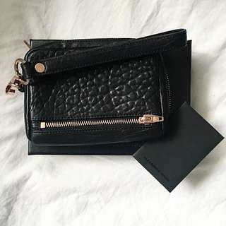 Authentic Alexander Wang Fumo Wristlet