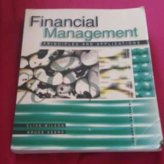 Accounting Financial Management
