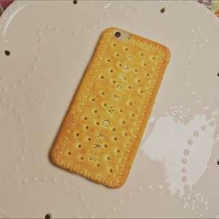 餅乾手機殼 iPhone 6/iPhone 6s