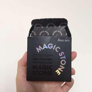 韓國magic Stone洗顏皂