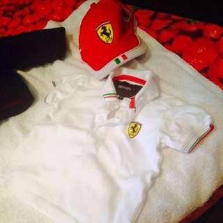 Ferrari Polo From Italy