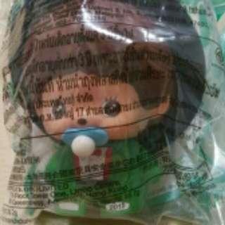 Monchichi玩具全新未拆
