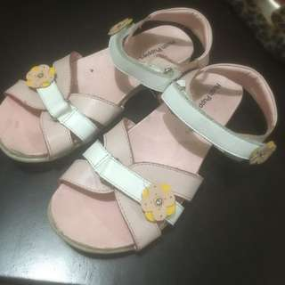 Hush Puppies Floral Sandals