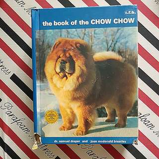 Book On CHOW CHOW