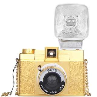 Lomography Diana F+ and Accessories
