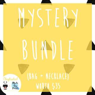 Claytastic Mystery Bundle (Bag + Necklace)