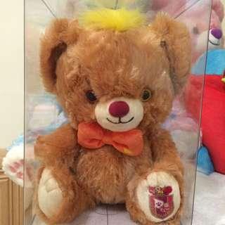 三月砂糖 大學熊