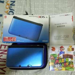 3DS XL中文主機