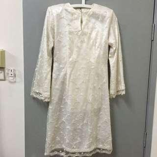 Baju Kurung Modern For Nikah Dzull De Classique