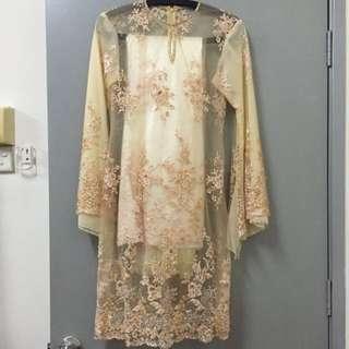 Baju Bersanding Dzull De Classique
