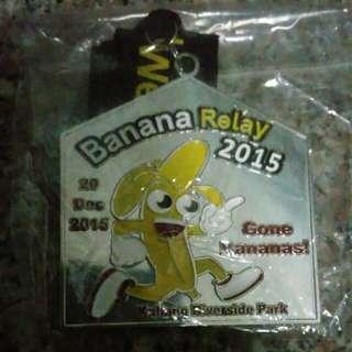 Banana Relay Medal 2015