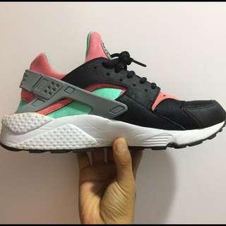 正品 Nike Haurache 武士鞋