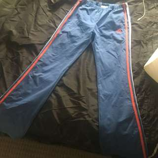 ADIDAS TRACKPANT SZ XS