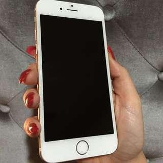 Gold iPhone 6 32gb