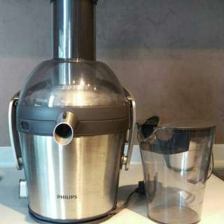 Phillips Avance Juicer