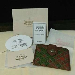 *#2. still avail., #1.<SOLD>* 100%authentic Vivienne Westwood card holders (Japan edition + England edition)  VW西太后咭片套 (2款: 日本版 & 英國版各1個)