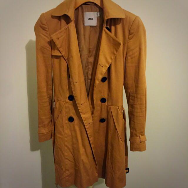 ASOS Mac Trench Coat