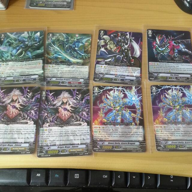 cardfight Vanguard ENG Foil Wts Price Offer Me Selling It Cheap .