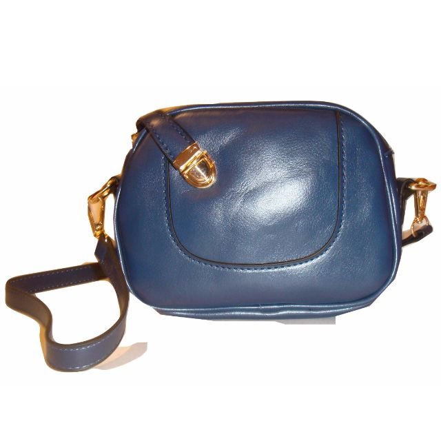 Casual Sling Bag in Blue