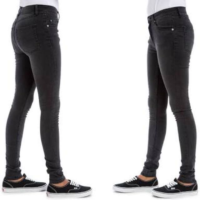 Cheap Monday Second Skin High Rise Jean