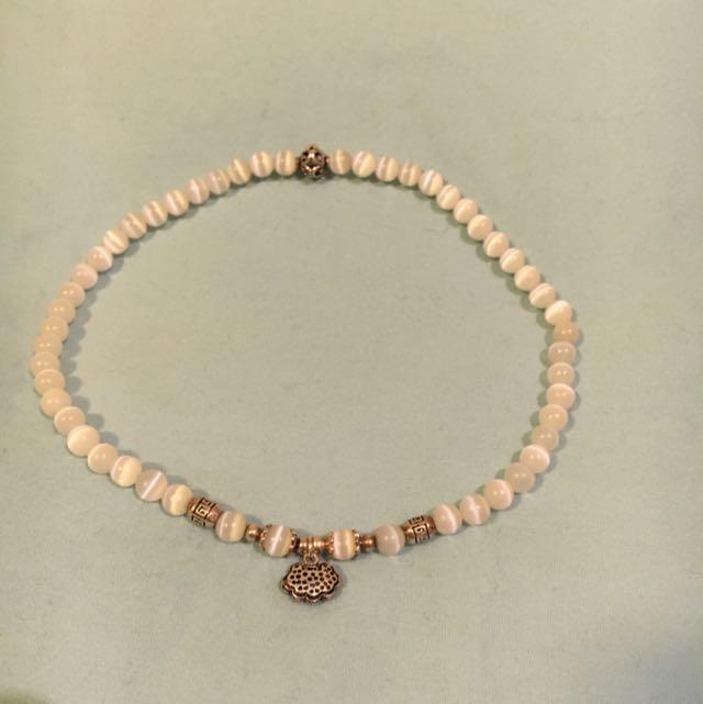 Crystal Bracelet Or Choker