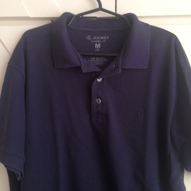 Dark Blue Jockey Polo Shirt