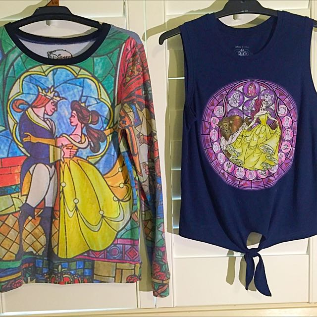 DISNEY branded Jumper and Shirt Set