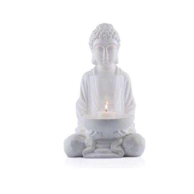 DUSK BUDDHA TEALIGHT HOLDER