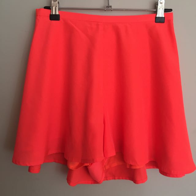 Finders Keepers Red Shorts