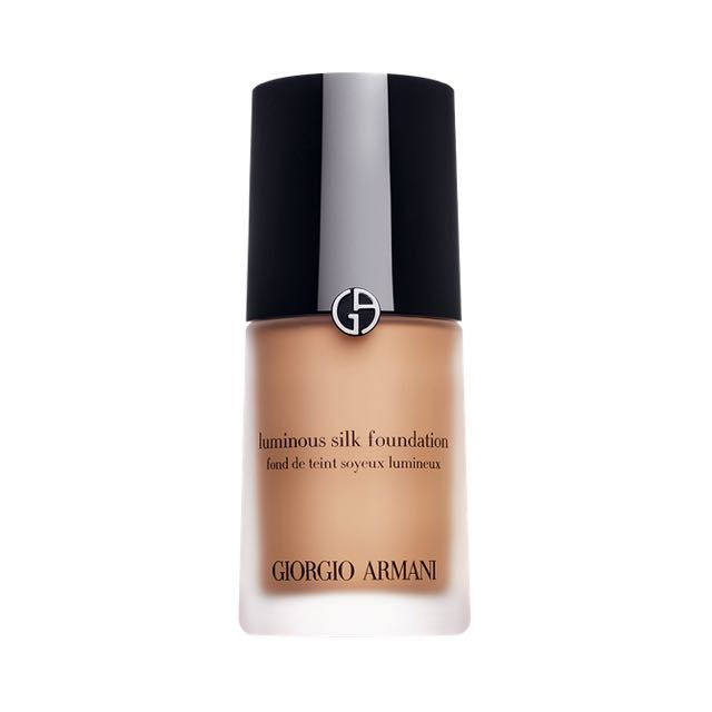 Giorgio Armani Luminous Silk Foundation In 2
