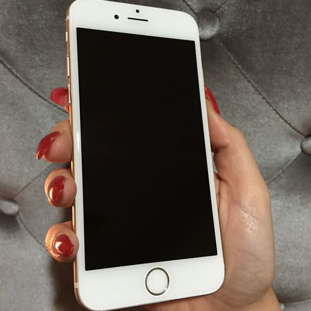 Gold iPhone 6 32gb