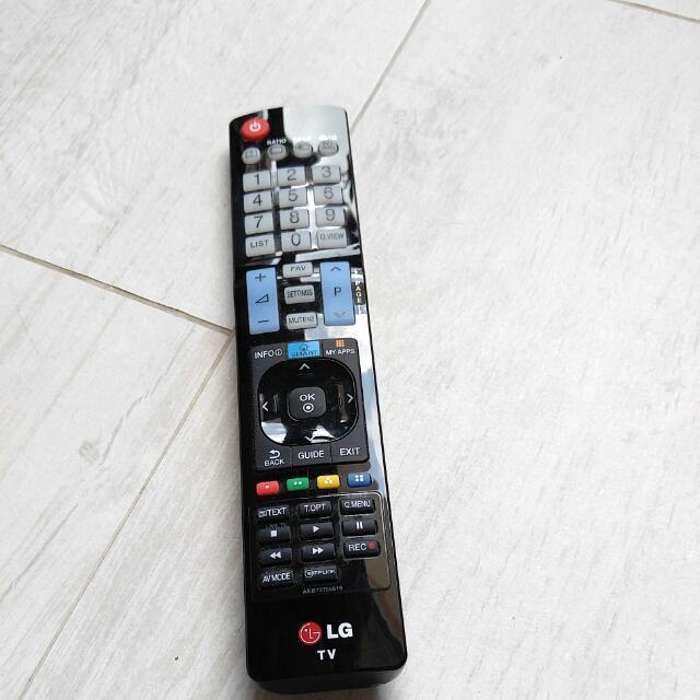 原廠LG Smart TV Remote搖控器 - AKB73756519