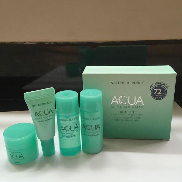 NEW Nature Republic Aqua Super Aqua Max